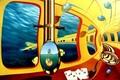 Yellow submarine by Lohmuller Gyuri