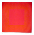Summer Suite (Red with Yellow) by Richard Anuszkiewicz