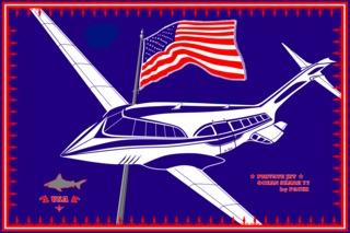 Ocean Shark 77  banner (size XXXL) by PACHI