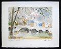 Pont Neuf a Paris de Maurice Utrillo