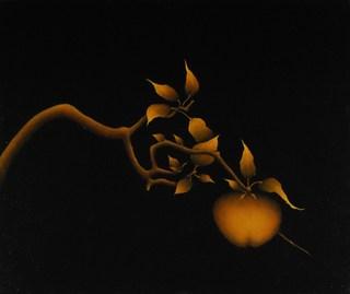 Apple Composition  #1 by Carolyn Adams