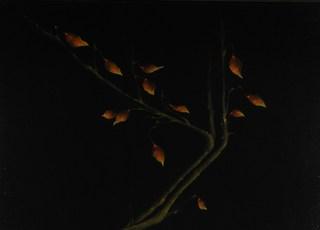 Autumn Leaves by Carolyn Adams