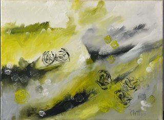 The garden of roses 6 by Rosario de Mattos