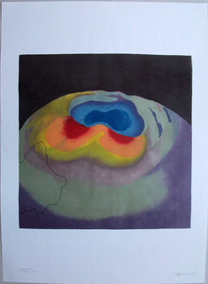 Ozone Hole, October 06th, 1987 by Nelly Arias