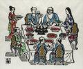 Namban Ryori (Namban Cuisine) by Sumio KAWAKAMI