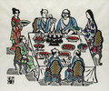 Namban Ryori (Namban Cuisine) de Sumio KAWAKAMI