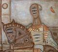 Il cavaliere inesistente by Angelo Mazzoleni