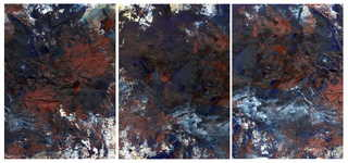 Triptych OF-23 by Oleg Frolov