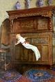 Falling Doll by Charlotte Bracegirdle