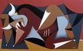 Laid Bull by RAFA CHEVIRA