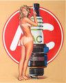AC Annie by Mel Ramos