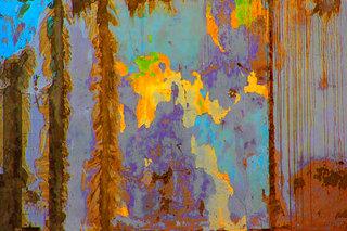 Abstraccion-31 by Jose Antonio Otegui Auzmendi