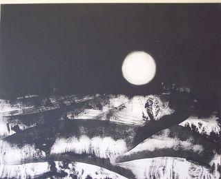 Abstract series 09-2 by Rosario de Mattos