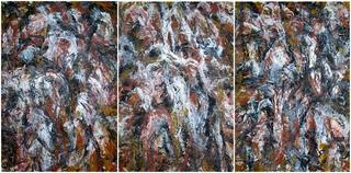Triptych. OF-A228 by Oleg Frolov