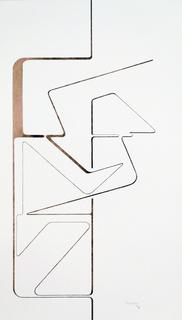 Composición I by Pablo Palazuelo