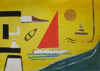 La Cala by Roger Cummiskey