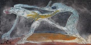 LEAVE ME 1 by Jorge Berlato