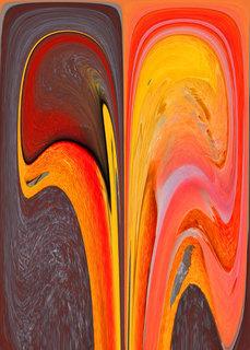 Birds II by Brandan
