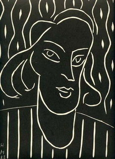 Teeny by Henri Matisse
