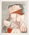 Femme Nue Assise by Picasso Estate Collection