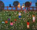 Tarde de juegos by Clara Rodriguez