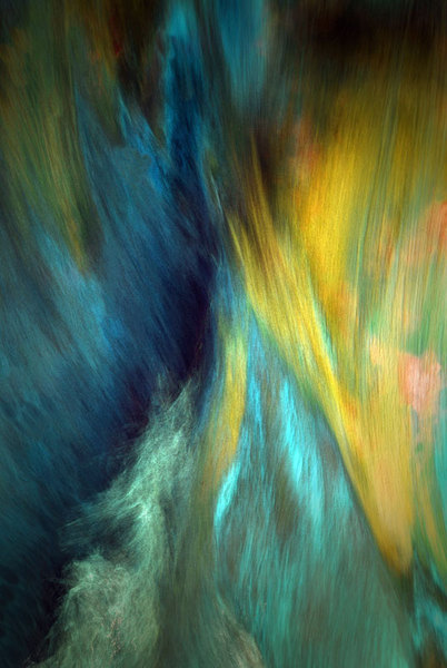 Foam brush strokes by Brandan