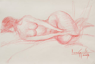 Nude (03) by U Lun Gywe