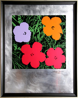 Flowers: Master American Comtemporaries II by Andy Warhol