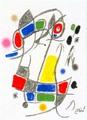 Maravillas con Variaciones Acrosticas en el jardin de Miro (Number 3) by Joan Miró