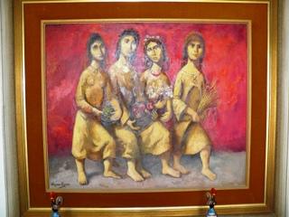 The Four Seasons by Lázaro Lozano