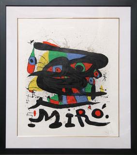 Walker Art Center by Joan Miró