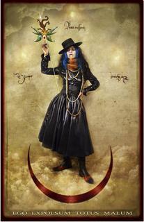 I Expel All Evil by Hector de Gregorio