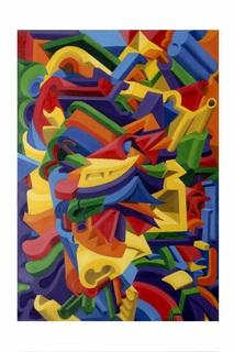 visceral space by Marcos Inácio