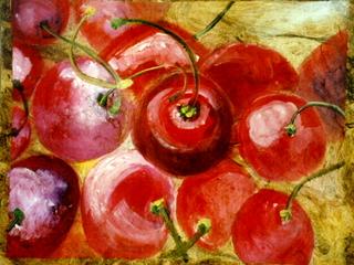 My Cherry - FRAMED by Mania Row