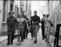 Promenade dans le rues de Saint-Tropez by Pablo Picasso