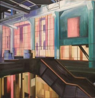The warehouse by Concha Orellana