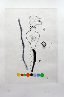 Perfil I by Pedro Castrortega