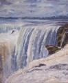 waterfall Iguazú 2 by Rosario de Mattos