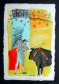 Bullfighting Moments X by María Burgaz