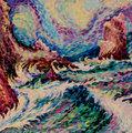 Magic ocean by Inga Erina