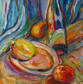 The perfect lemon by Inga Erina