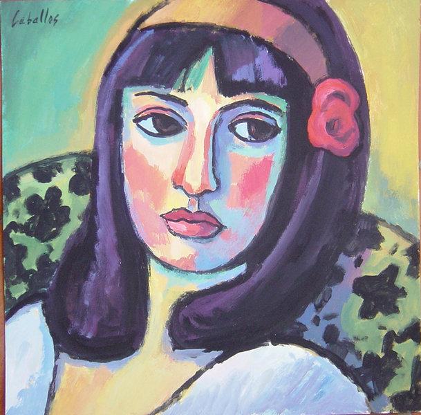 gouache paintings artworks picassomio