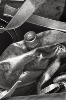 Steel 5 by Carmen Giménez
