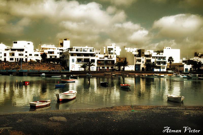 Lanzarote by Atman Victor