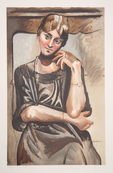 Olga Picasso by Picasso Estate Collection