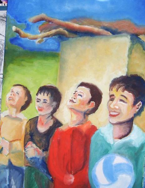 CHILDREN by Raquel Sara Sarangello