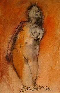 Moleskine´s  nude by Grifoll by josep grifoll casas