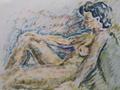 Nude by Esteban J Fernández H. E.