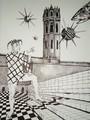 Arlequin by Antonio Hernandez Fernandez