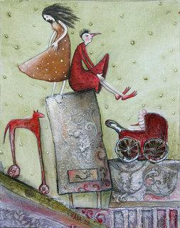 time for storks by Mariela Dimitrova MARA